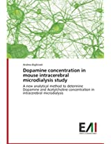Dopamine Concentration in Mouse Intracerebral Microdialysis Study