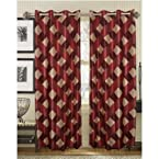 Stylish Designer Door Curtain -4X7