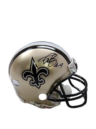 Steiner Sports Memorabilia Drew Brees Autographed Saints Mini Helmet