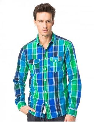 Jack & Jones Shirt Billy L/S (Multicolor)