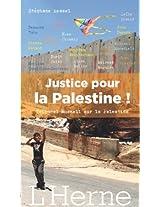Justice pour la Palestine ! (French Edition)
