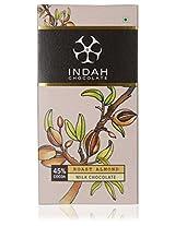 Indah Milk Chocolate- Roast Almond