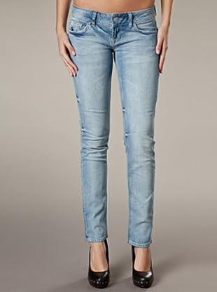LTB Jeans Skinny Fit Low Rise (Hellblau)