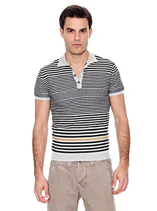 Pepe Jeans London Polo Watts (Gris Claro)