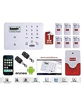 """LCD Security Wireless GSM Auto dial Home Office Burglar Intruder Alarm SALES"""