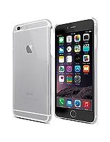 MTT® iPhone 6S / 6 Case Slim Fit Apple Logo Display Premium PC Case (HIGH CLEAR)