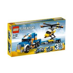 レゴで作ったロボット