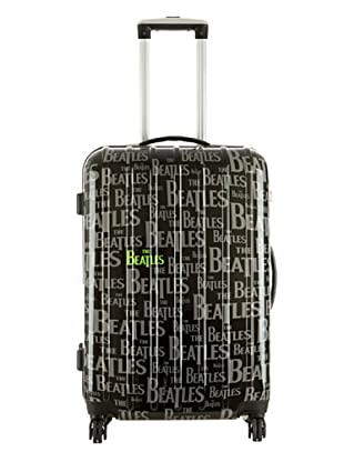 Les Beatles by Platinium Trolley 4 Ruedas Black (Negro)