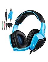 Jeecoo Sades Sa920 5 In 1 Stereo Gaming Headset For Laptop/Ps4/Xbox 360/Pc/Cellphone