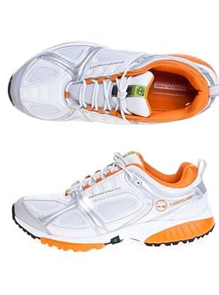 Timberland Zapatillas Bicolor (naranja / blanco)