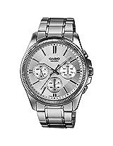 Casio Enticer White Dial Men's Watch - MTP-1375D-7AVDF (A837)