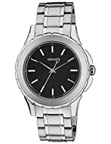 DKNY End of Season Brooklyn Chronograph Black Dial Women's Watch - Ny1522