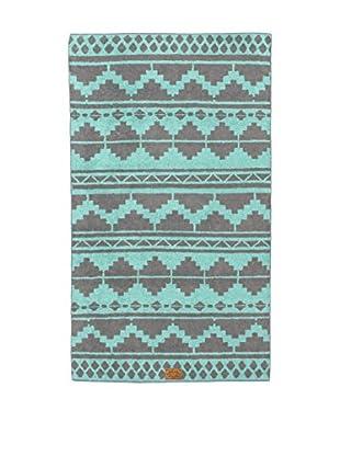 HAWKE & THORN Handtuch Aztec