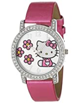 Sanrio Hello Kitty Women's HK1492 Watch With Pink Strap
