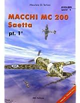 Macchi MC 200: 1 (Aviolibri Special Series)
