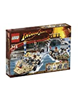 LEGO Indiana Jones Venice Canal Chase (7197)