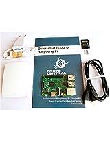 Raspberry Pi 3 Starter Kit - Basic (Includes Raspberry Pi 3 Model B)