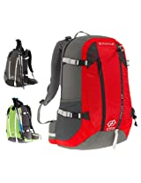 Quechua Forclaz 30 Air New Red - Hiking Backpack