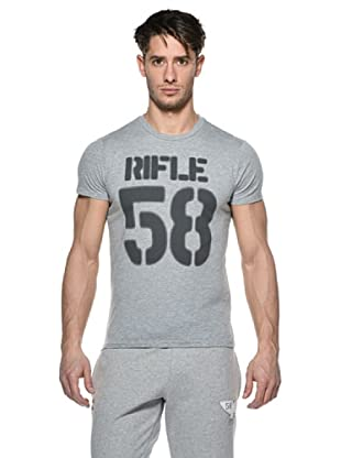 Rifle Camiseta Arkansas (Gris)