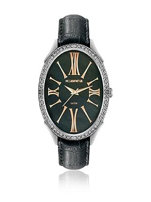 K&Bros  Reloj 9169 (Negro / Negro)