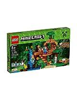 Lego the Jungle Tree House, Multi Color
