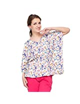 Amari West Womens Top (Awto000252A_Xs _Multi-Coloured _X-Small)