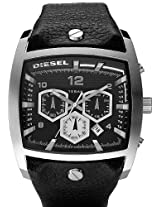 Diesel Chronograph Black Dial Men's Watch - DZ4183