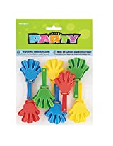 Hand Clappers Party Favors, 8ct