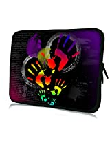Huado Universal Carry Case / Cover / Sleeve for 10 inch Tablet PC (Tab) and iPad 10TH19440-x-2