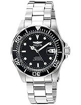 Invicta Pro-Diver Analog Black Dial Men's Watch - 8926