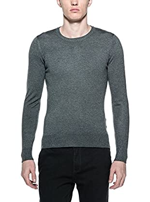HOT BUTTERED Jersey Rounded Neck Knitwear