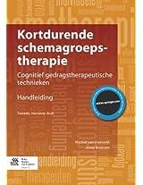 Kortdurende schemagroepstherapie: Cognitief gedragstherapeutische technieken - Handleiding