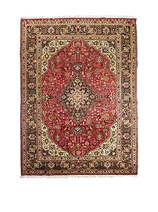QURAMA Alfombra Persian Tabriz Marrón/Rojo/Multicolor