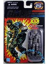 G.I. JOE Hasbro 25th Anniversary 3 3/4 Wave 3 Action Figure Firefly