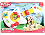 Playskool - Rocktivity Jump And Jam Guitar Toy White