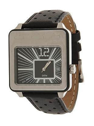 Custo Watches CU002504 - Reloj de Señora cuarzo piel Negro