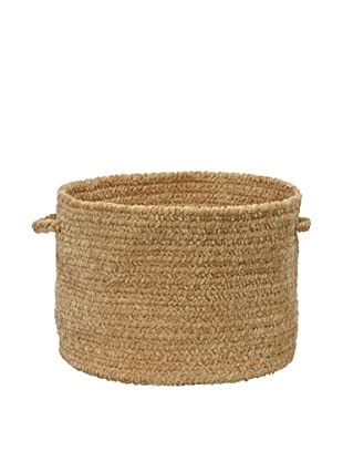 Colonial Mills Simple Chenille Basket (Buff)