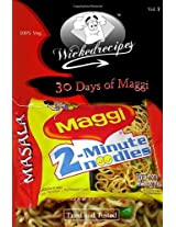 Wickedrecipes: 30 Days of Maggi: 1