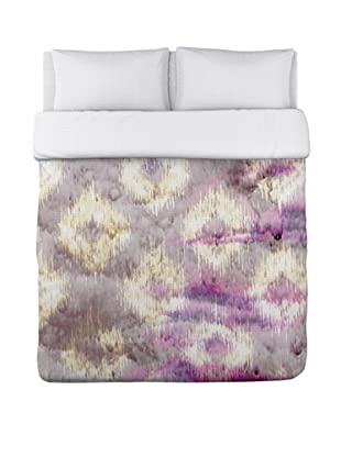 Oliver Gal by One Bella Casa Altaria Pink Multi Duvet Cover (Pink/Multi)