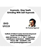 Hypnosis- Stop Teeth Grinding With Self Hypnosis, DVD