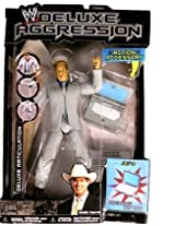 Wwe Wrestling Deluxe Aggression Series 10 Action Figure Jbl With Breaking Lap Top By Jakks