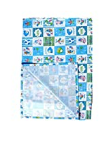 Firststep baby bed protector sheet (multi)(XL)