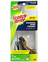 Scotch-Brite Stainless Steel Cleaner Starter Kit (Pack of 4)