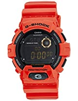 Casio G-Shock Digital Black Dial Men's Watch - G-8900A-4DR (G355)