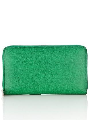 Furla Portemonnaie Zip grün