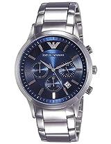 Emporio Armani Analog Blue Dial Men's Watch - AR2448
