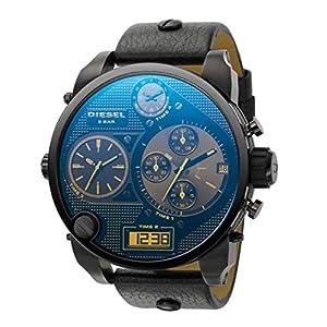Diesel Watches SBA (Black/Blue)