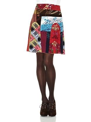 Peace & Love Falda Harold (Multicolor)