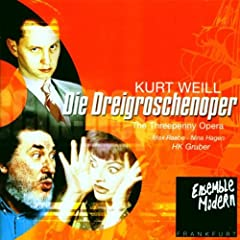 Weill: Die Dreigroschenoper
