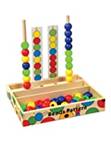 Skillofun Beads Pattern Box, Multi Color